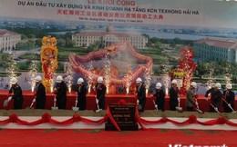 Quảng Ninh khởi công xây khu công nghiệp đầu tư 4.520 tỷ đồng