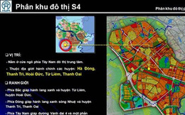 Công bố quy hoạch phân khu phía Đông đường Vành đai 4