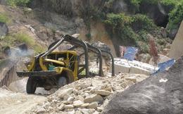 Kiến nghị cho 11 mỏ đá khai thác trong khi chờ giấy phép mới