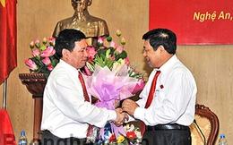 Nghệ An có chủ tịch tỉnh mới