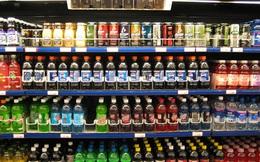 Đề nghị đánh thuế tiêu thụ đặc biệt nước giải khát có gas