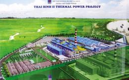 Bảo lãnh vay nước ngoài cho Dự án Nhiệt điện Thái Bình 2