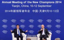 Việt Nam tham dự Diễn đàn kinh tế Davos mùa Hè 2014