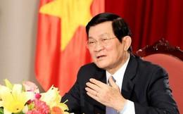 Chủ tịch nước trả lời phỏng vấn độc quyền của TTXVN về Biển Đông
