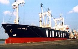 Vận tải biển Vinaship tiếp tục lỗ quý 1 gần 10 tỷ đồng