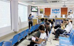 Chứng khoán ACBS đóng cửa một loạt chi nhánh, phòng giao dịch