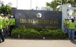 Nhiệt điện Bà Rịa bất ngờ báo lỗ quý 2/2014