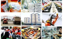 Năm 2014: Đã hoàn thành 13/14 chỉ tiêu kinh tế - xã hội