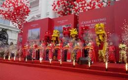 Chính thức khai trương Vincom Mega Mall Royal City