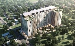Nhà xã hội tại Tp.HCM có giá từ 386 triệu đồng mỗi căn