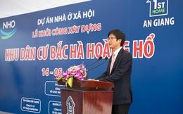 Khởi công xây dựng nhà ở xã hội 162 tỷ đồng tại An Giang