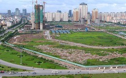 Hà Nội: Tiền thu từ đấu giá đất tăng gấp 3 lần