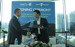 Việt Nam sẽ xây vịnh thuyền buồm đầu tiên trị giá 2,5 tỉ USD