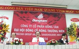 ĐHCĐ Đồng Tâm: Đặt kế hoạch 1.800 tỷ đồng doanh thu 2014