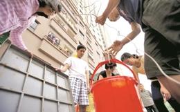 Nước sạch, thang máy-bức xúc của dân chung cư