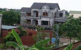 Hà Nội: Thanh tra xây dựng trái phép biệt thự trên đất nông nghiệp