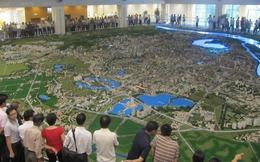 Duyệt quy hoạch phân khu đô thị Khu vực Hồ Tây