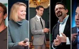 5 CEO được dự đoán 'nổi như cồn' năm 2013