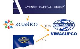 Quỹ đầu tư Mỹ đã mua lại một nửa cổ phần Nhà máy nước Sông Đà là ai?