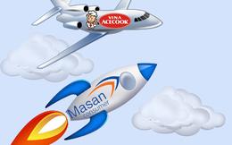 """Đại chiến mì ăn liền: Masan có cam chịu """"hít khói"""" Acecook?"""