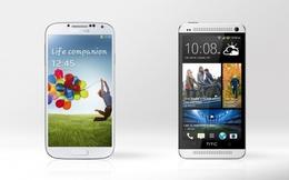 Samsung, HTC cùng choáng váng vì cổ phiếu mất giá
