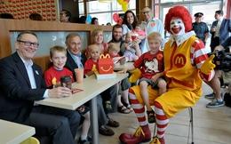 McDonald's vào Việt Nam: Trâu chậm có uống nước đục?