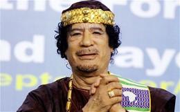 Săn lùng kho báu khổng lồ của Đại tá Gaddafi