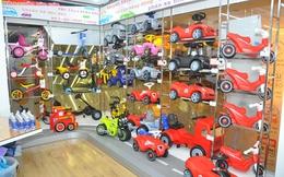 Phân phối tổng hợp Dầu khí: Bán phụ kiện và đồ chơi mang về gần 600 tỷ