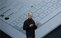 CEO Apple chỉ đút túi hơn 4 triệu USD trong 2013