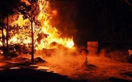 Cháy lớn tại Nhà máy tuyển than Hòn Gai, Quảng Ninh