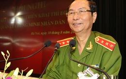 Thứ trưởng Bộ Công an Phạm Quý Ngọ từ trần