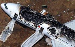 Những vụ tai nạn máy bay thảm khốc nhất lịch sử