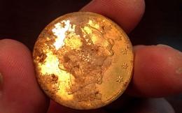 Bí ẩn kho báu tiền vàng 10 triệu đô đào được trong vườn