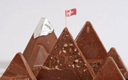 Sô cô la Thụy Sĩ – Cuộc lột xác của hạt đậu đắng