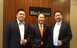 Chủ tịch FPT Trương Gia Bình gặp tỷ phú Chính Chu tại văn phòng của Blackstone