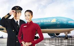 Phi công Vietnam Airlines: Mỗi năm tuyển 100 người, lương 75 triệu đồng/tháng