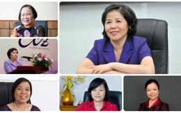7 doanh nghiệp lớn nhất trên sàn chứng khoán được lãnh đạo bởi các nữ doanh nhân