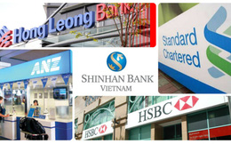 Ngân hàng ngoại đón đầu dòng chảy FDI vào Việt Nam