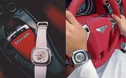 Đồng hồ xịn và xe sang - Sự kết hợp hoàn hảo (P6)