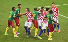Nghi án bán độ tại World Cup 2014