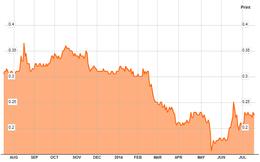 Cổ phiếu Malaysia Airlines 'rẻ như rau' sau vụ MH17