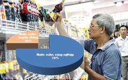 Thị trường nước mắm: Mặn nhạt có thời
