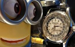 Choáng váng với thú chơi đồng hồ tiền tỷ của người Việt