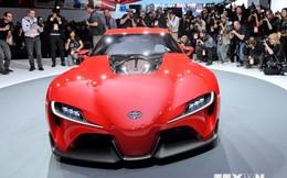 Doanh số bán xe toàn cầu của các hãng xe lớn đồng loạt tăng mạnh