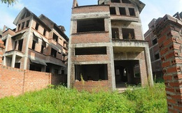Khu đô thị biến thành chuồng bò, nhà rác ở Hà Nội