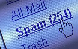 Việt Nam nằm trong top 10 nước gửi nhiều mail rác nhất