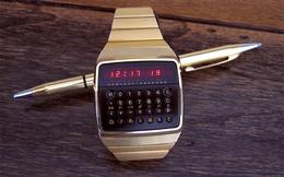Chiếc đồng hồ đầu tiên có chức năng tính toán, giá 14.500 USD