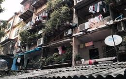 Chung cư cũ tại Hà Nội: Chưa hề được tính đến thiết kế kháng chấn, động đất
