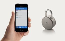 Noke: Ổ khóa thông minh mở bằng Bluetooth và smartphone