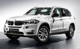 BMW X5 Security Plus mới sẽ có khả năng chống đạn